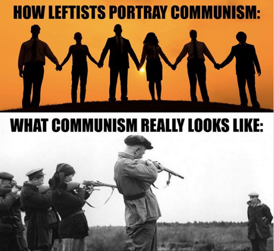 Commie reality