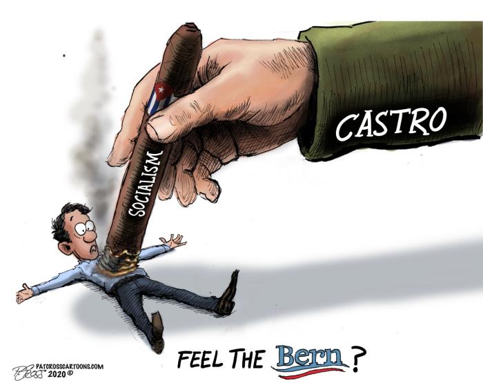 Fidel Sanders-inner Castro