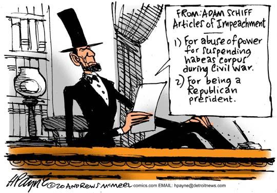 Lincoln_Impeachment_Schiff