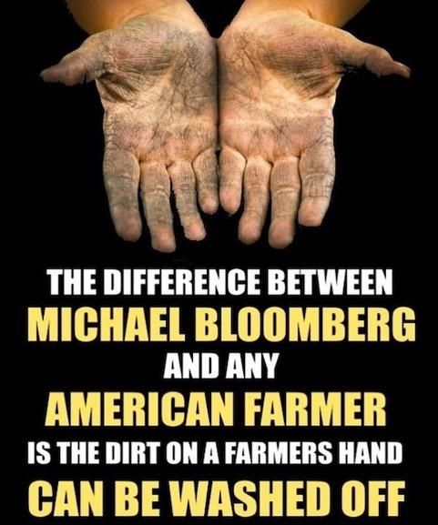 Mini-Mike vs American Farmer
