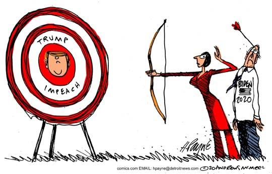 Nasty P. Lousy Impeach Biden