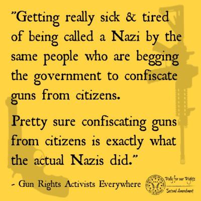 Nazis-gun control
