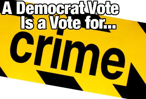 'RAT vote for crime