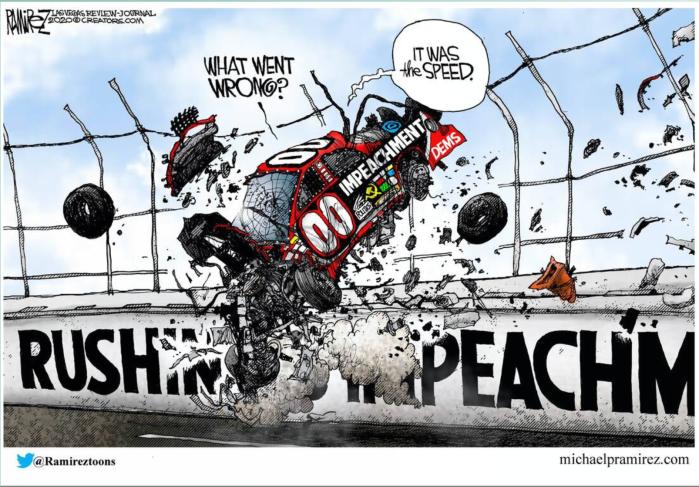 'RAT's Impeachment crash