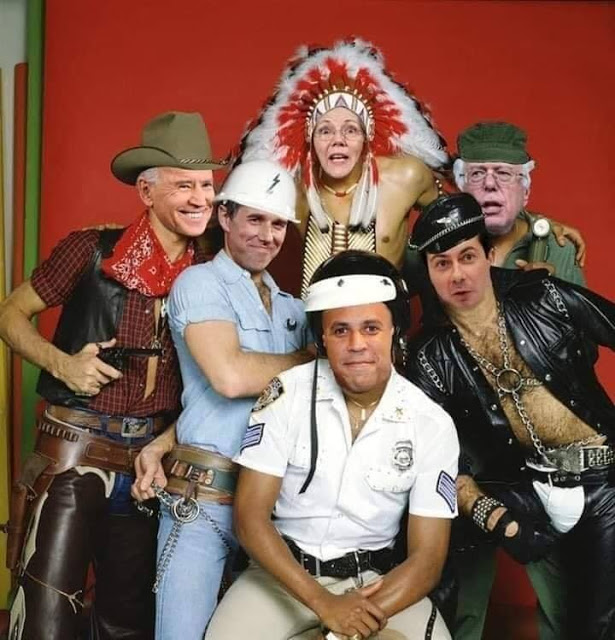 'RATs-Village People