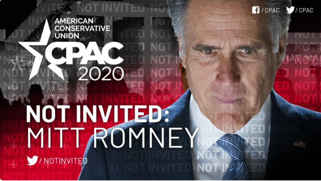 RINO Romney-not invited
