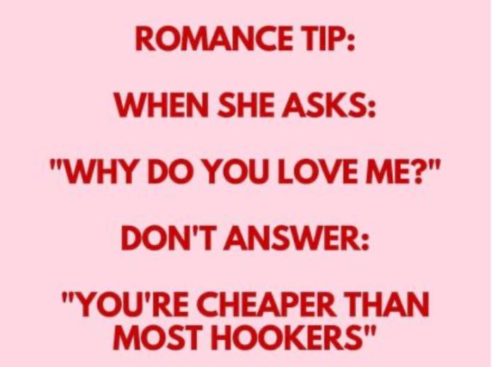 Romance Tip