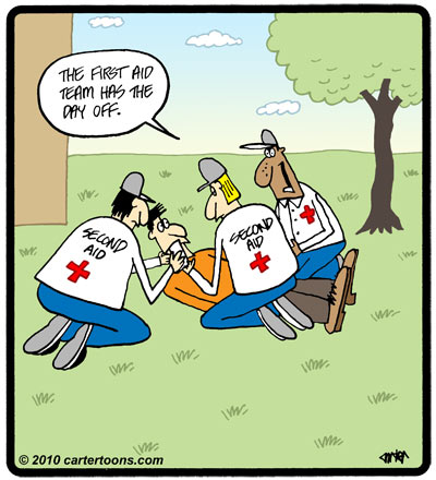 second aid