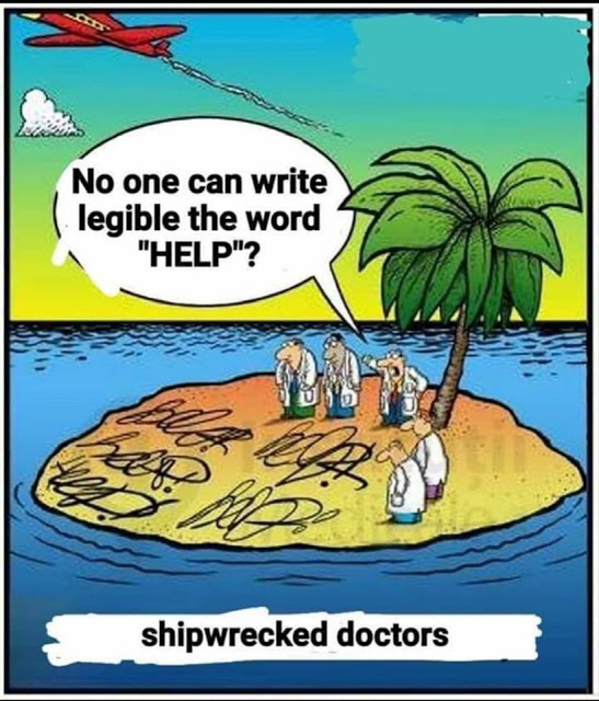 Shipwrecked doctors
