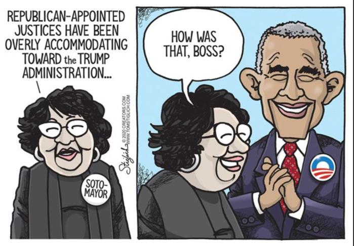 Sotomayor-Obama