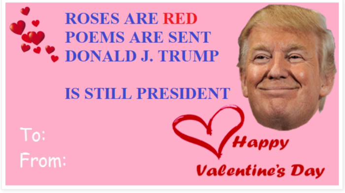 Trump-Valentine