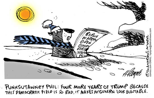Trump_Groundhog Day Election