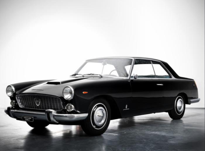 57 Lancia Aurelia Florida II