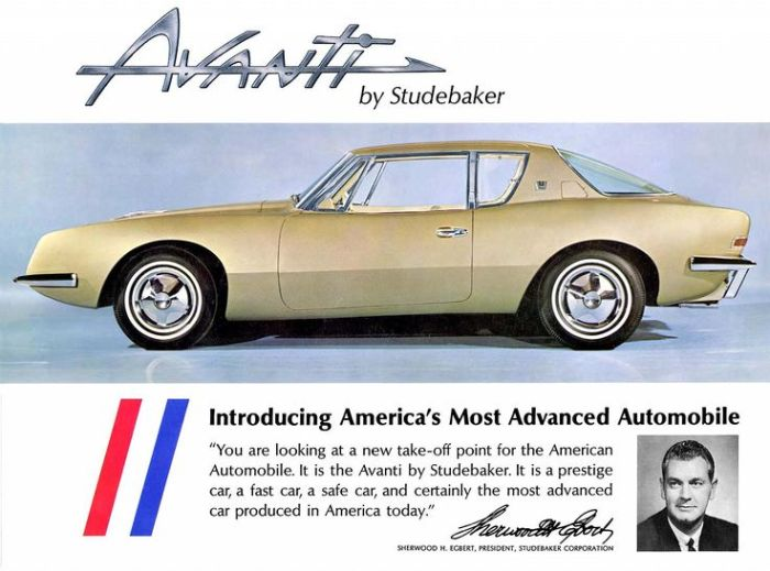 Avanti ad-Sherwood Egbert