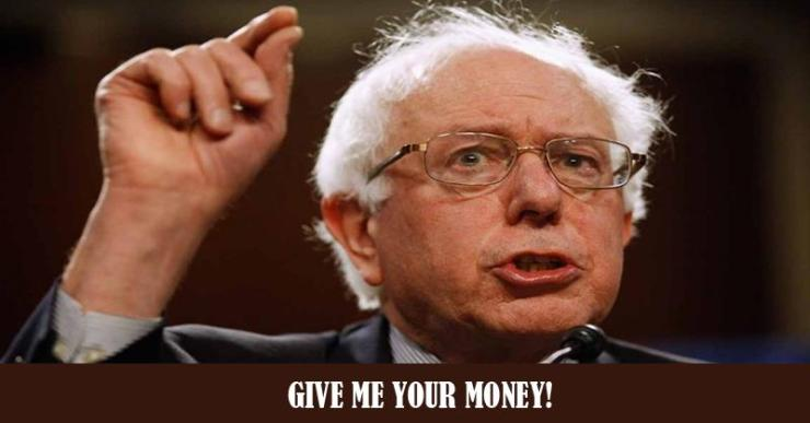 Bernie-Sanders-Give-Me-Your-Money