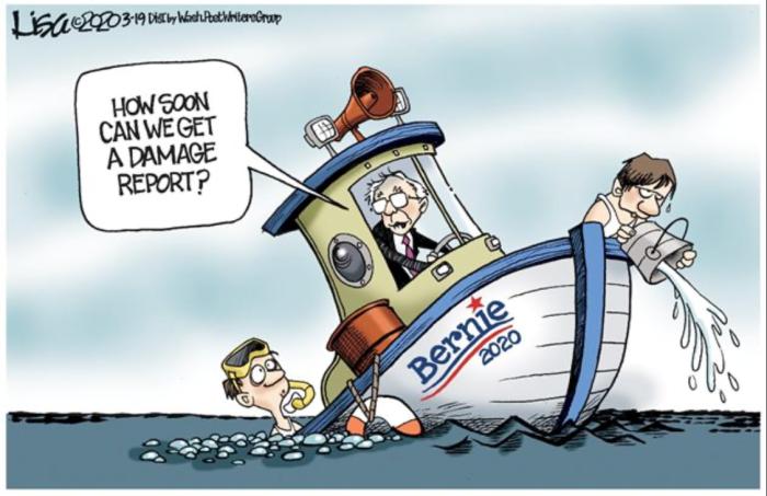 Bernie-sinking