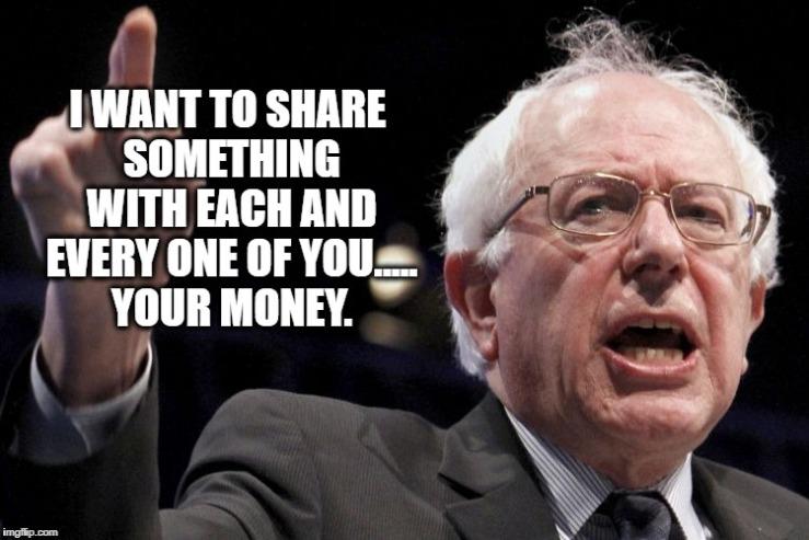 Bernie-your money
