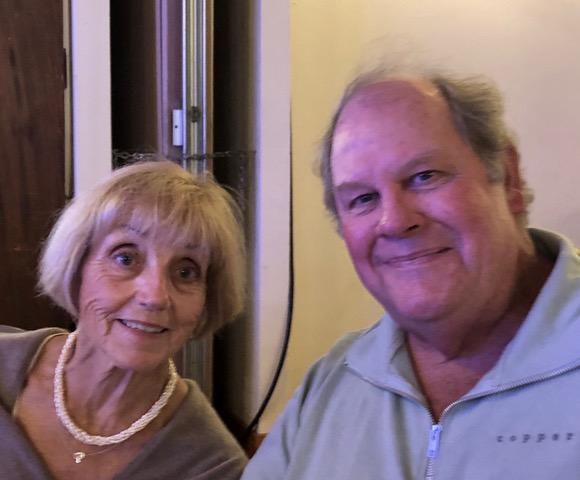 Bill and Barbara Bechhold