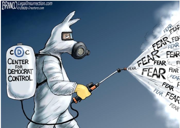 Center for Democrat Control