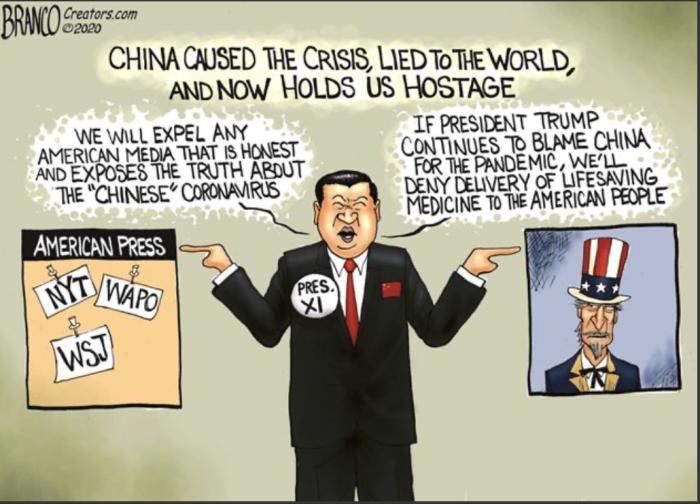 ChiCom hostages