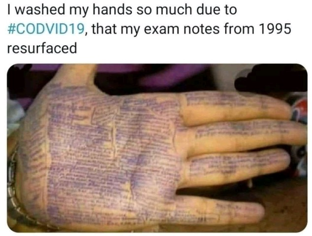 Covid-Exam notes