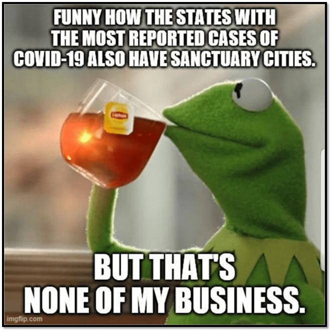 Covid-sanctuary cities