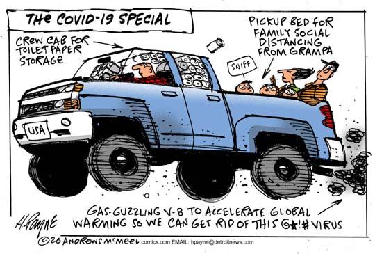 COVID19-vehicle