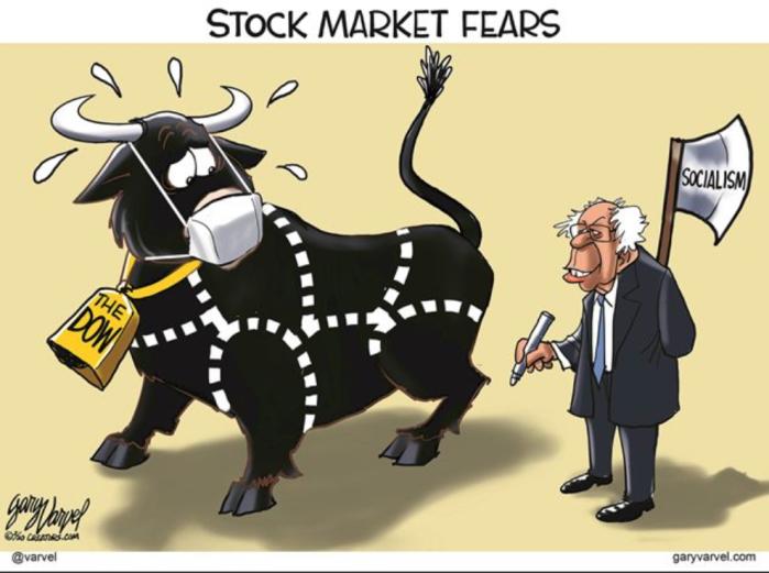 Fidel Sanders-butcher the bull market