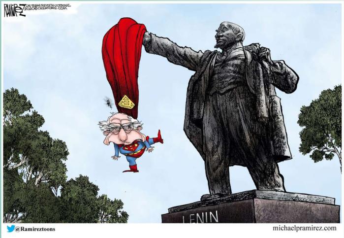 Fidel Sanders-Lenin