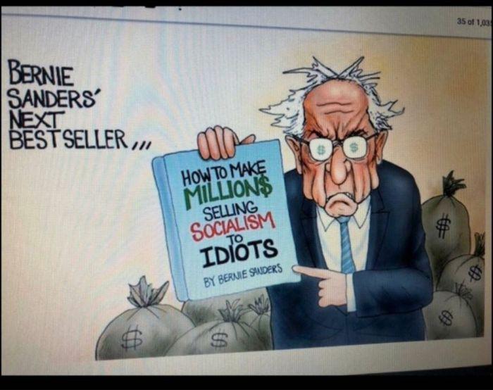 Fidel Sanders' next best seller