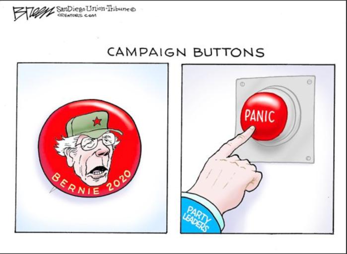 Fidel Sanders-panic button