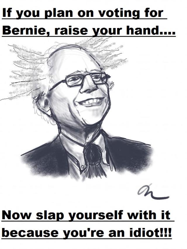 Fidel Sanders-Slap yourself