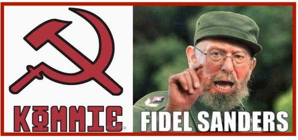Kommie-Fidel Sanders