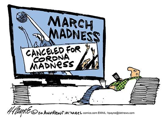 March Madness Corona