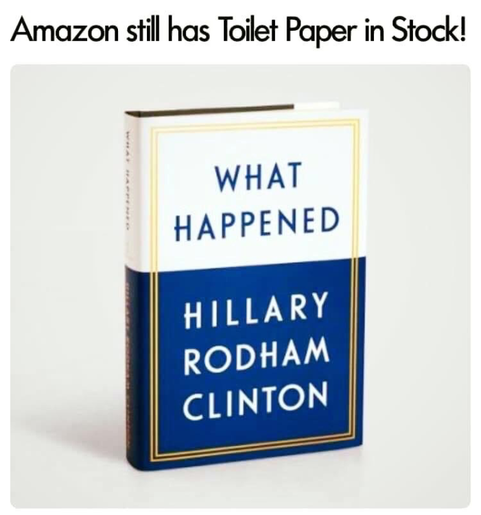 Old Hitlery's book=TP