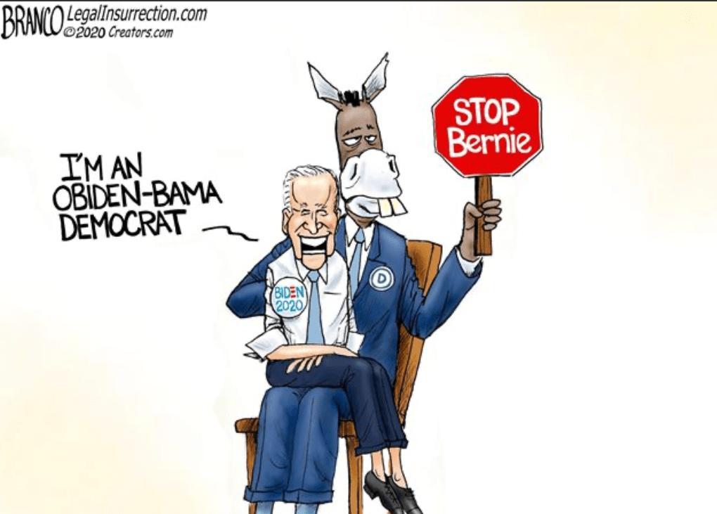 Quid Pro Joe-O'Biden-Bama-Crat