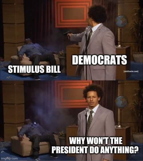 'RATs kill the stimulus