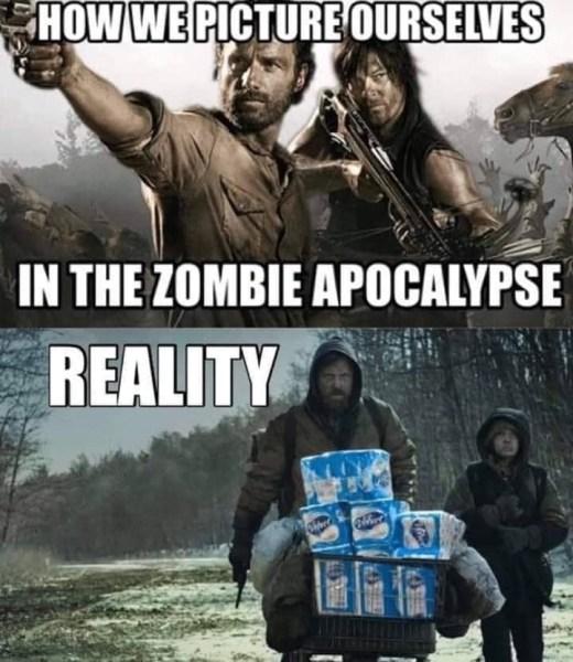Reality of the Zombie Apocalypse