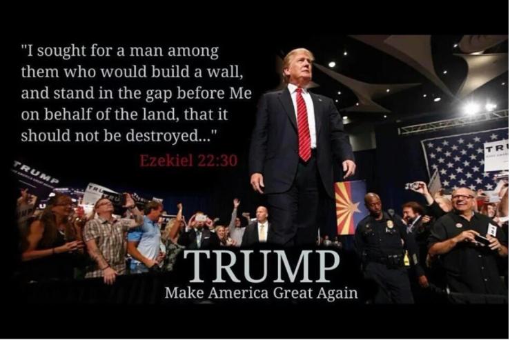 Trump-Ezekiel 22:30