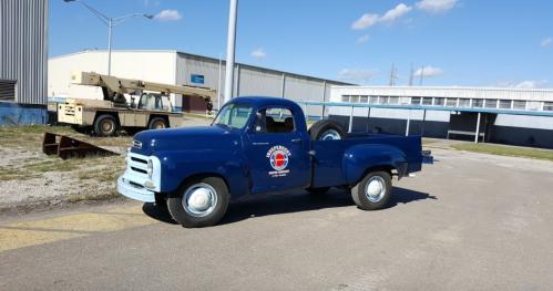 56 Studebaker truck-Michael Cenit