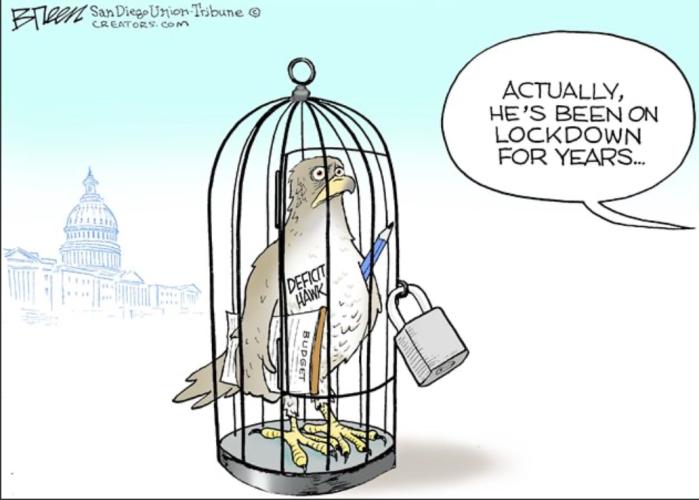 Deficit Hawk