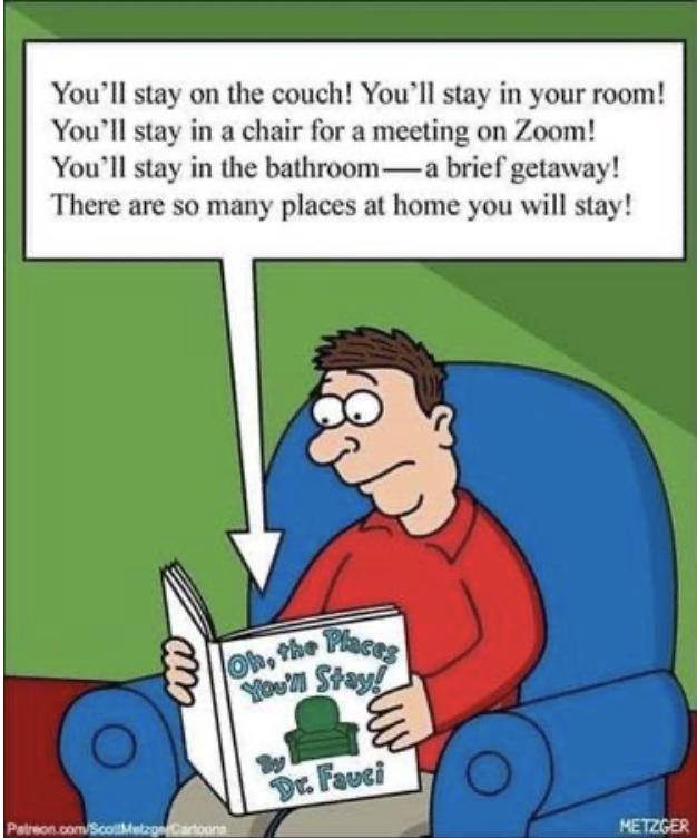 Dr. Seuss-Fauci