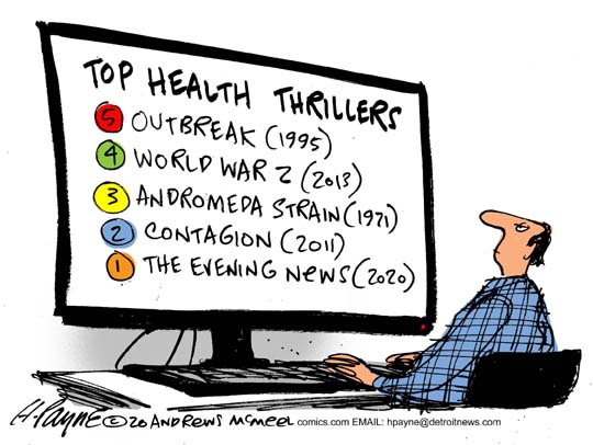 Health Thrillers