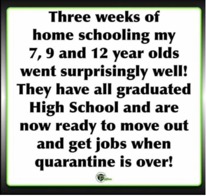 Homeschooling graduates