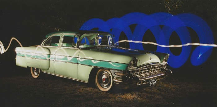 Packard Executive_Light Painting 1
