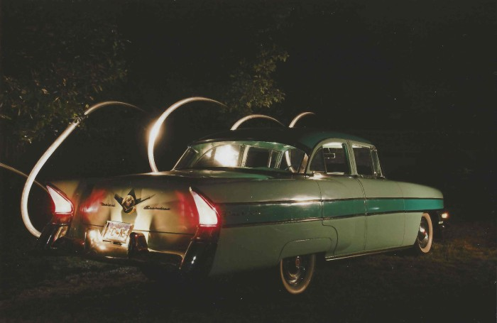 Packard Executive_Light Painting 4