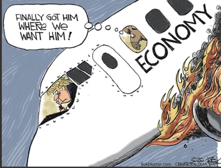 'RATs crash the economy
