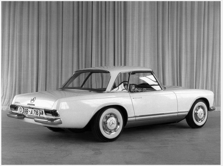 W113 full size model 1961