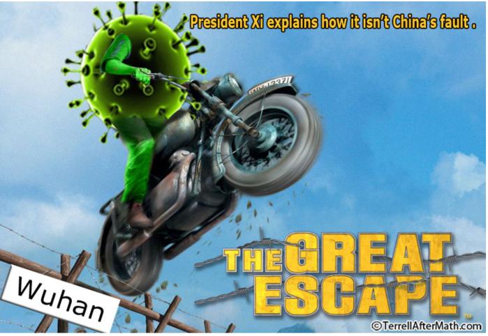 Wuhan-Great Escape
