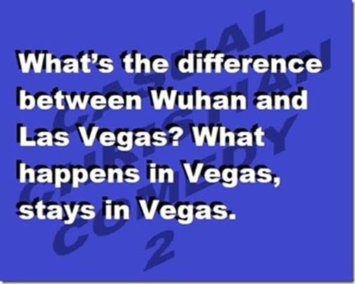 Wuhan-Las Vegas